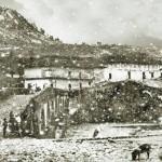 El día que cayó nieve en Tegucigalpa