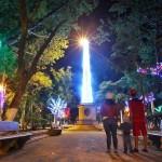 El Obelisco, monumento de los 100 años
