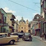 Los antiguos adoquines de Tegucigalpa