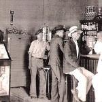 Una breve reseña de los antiguos bares y cafeterías de Tegucigalpa