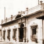 La primer embajada de Estados Unidos en Tegucigalpa