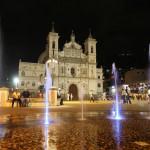 La Plaza Los Dolores, belleza de día y de noche