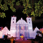 Tegucigalpa de noche en la navidad, bella mi ciudad…