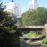 ¿Adonde queda el río Oro?…Sí, en Tegucigalpa