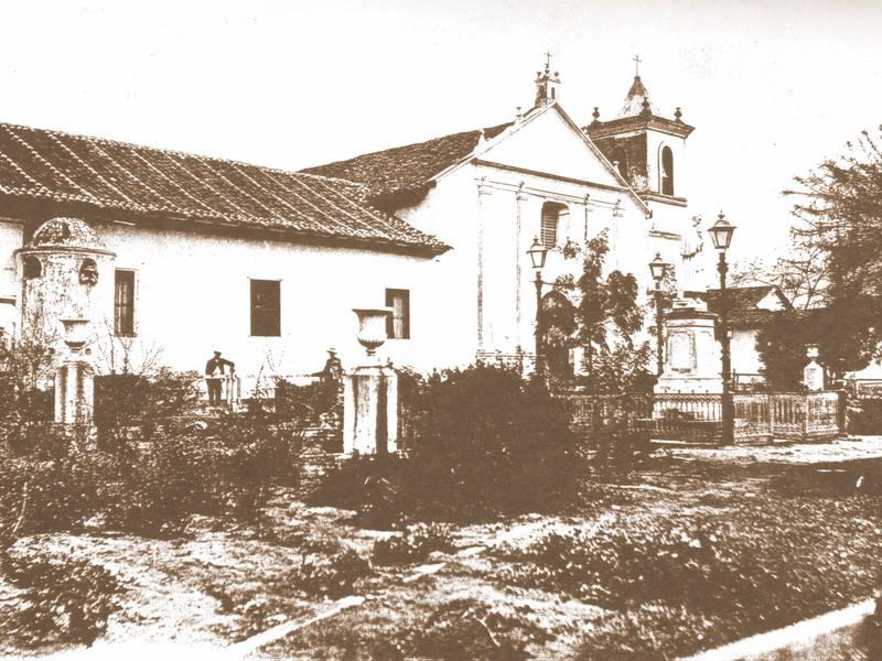 En el convento San Francisco se ubicó la primera imprenta