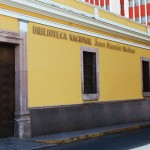 La Biblioteca Nacional Juan Ramón Molina