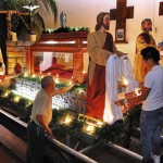 Los Caballeros del Santo Entierro de Tegucigalpa