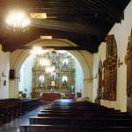 El tesoro de la iglesia La Merced