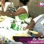 La tortilla que el rico y pobre comen, se venden en los Dolores