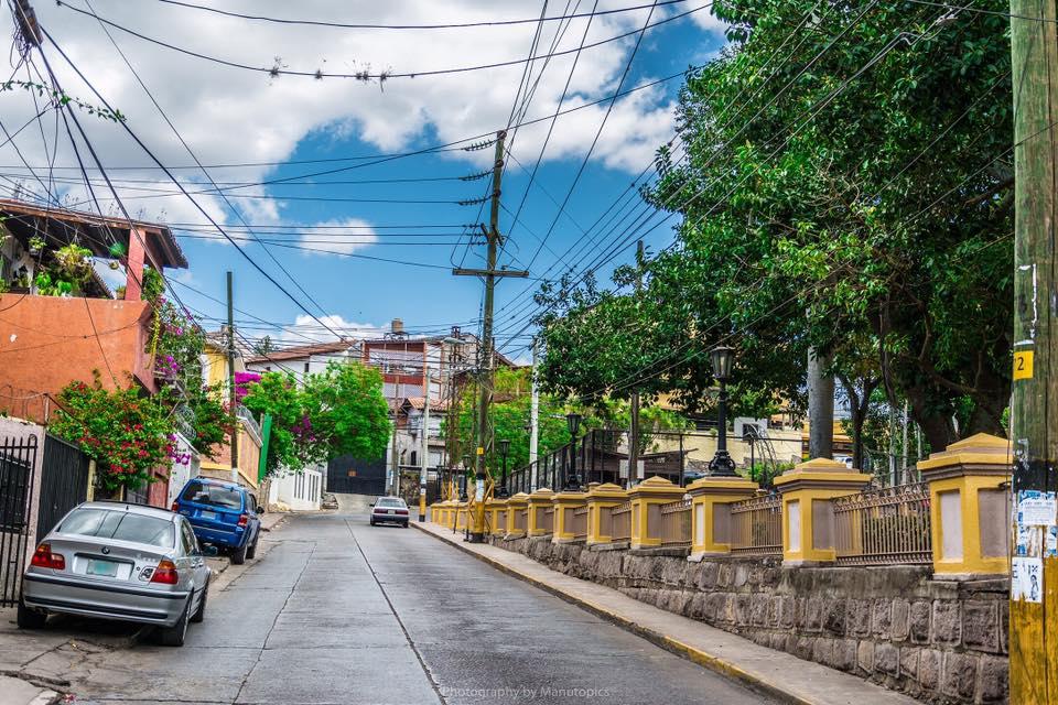 Calles antiguas alrededor del Parque La Leona - Foto de Manuel Torres