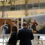 El Paseo Liquidámbar y el Museo del Prado