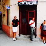 Mini-Cafetería: Las Burritas del Centro