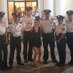 El Imponente Arma de la Policía Turística