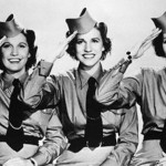 Tegucigalpa inmortalizada por The Andrews Sisters