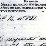 ¿Alguna vez ha visto el Acta de Independencia original ?