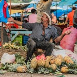 Vendedor de la Feria - Foto de Esteban Hernández Garay http://bit.ly/2erRp9l