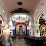 Nave principal de la Iglesia Los Dolores