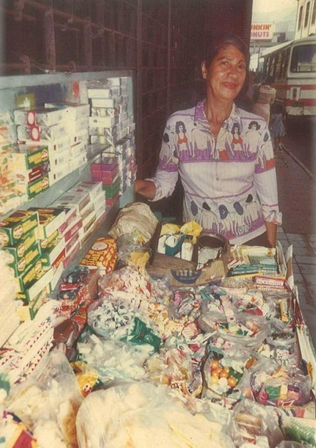 Doña Rosa Hernández. la dama del Cine Clamer