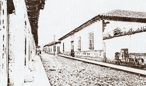 La Casa de la Moneda de Tegucigalpa
