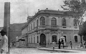 Antiguo Banco de Honduras