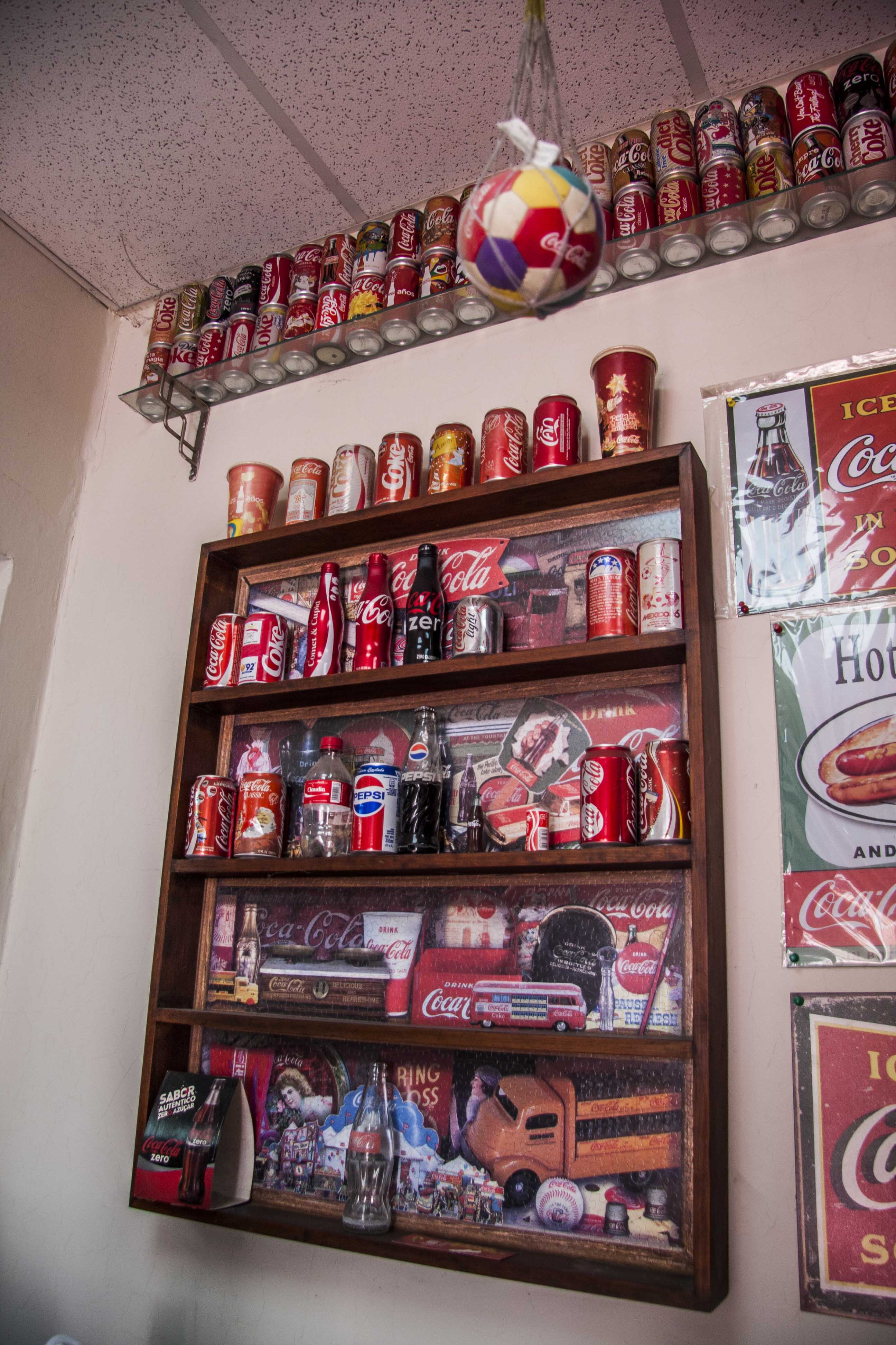 Colección Coca Cola