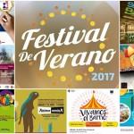 Vuelve al Centro para el Festival de Verano 2017 – PROGRAMA