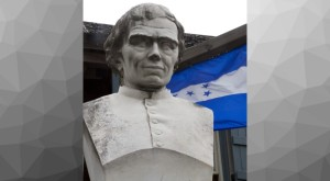 El Padre Trino también es recordado en la primera escuela de Estados Unidos