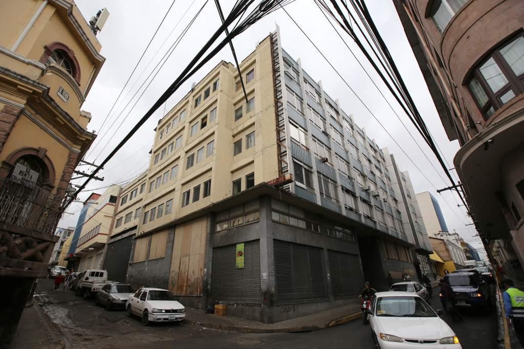 El edificio Quinchon León, imagen de la pujanza China en Tegucigalpa