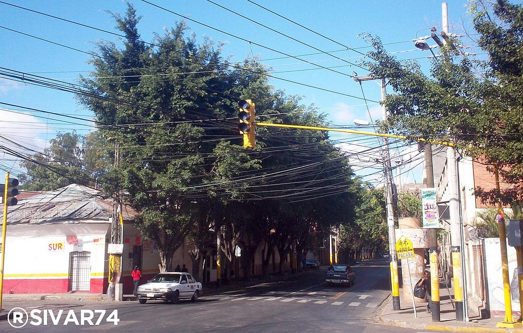 """Así lució por un tiempo la """"Calle del Guanacaste"""" - Foto de Sivar 74"""