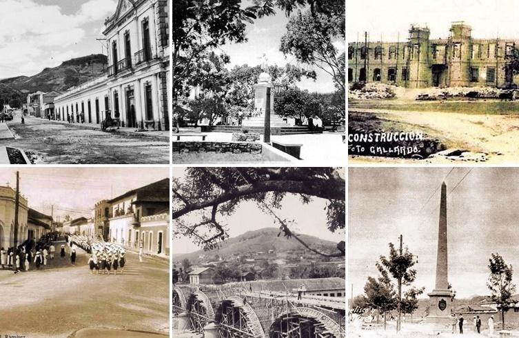 Fotos antiguas de Comayagüela
