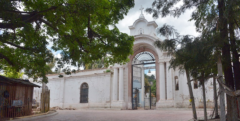 El Cementerio General es el más antiguo en funcionamiento en la actualidad