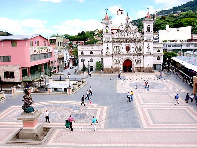 Plaza Los Dolores