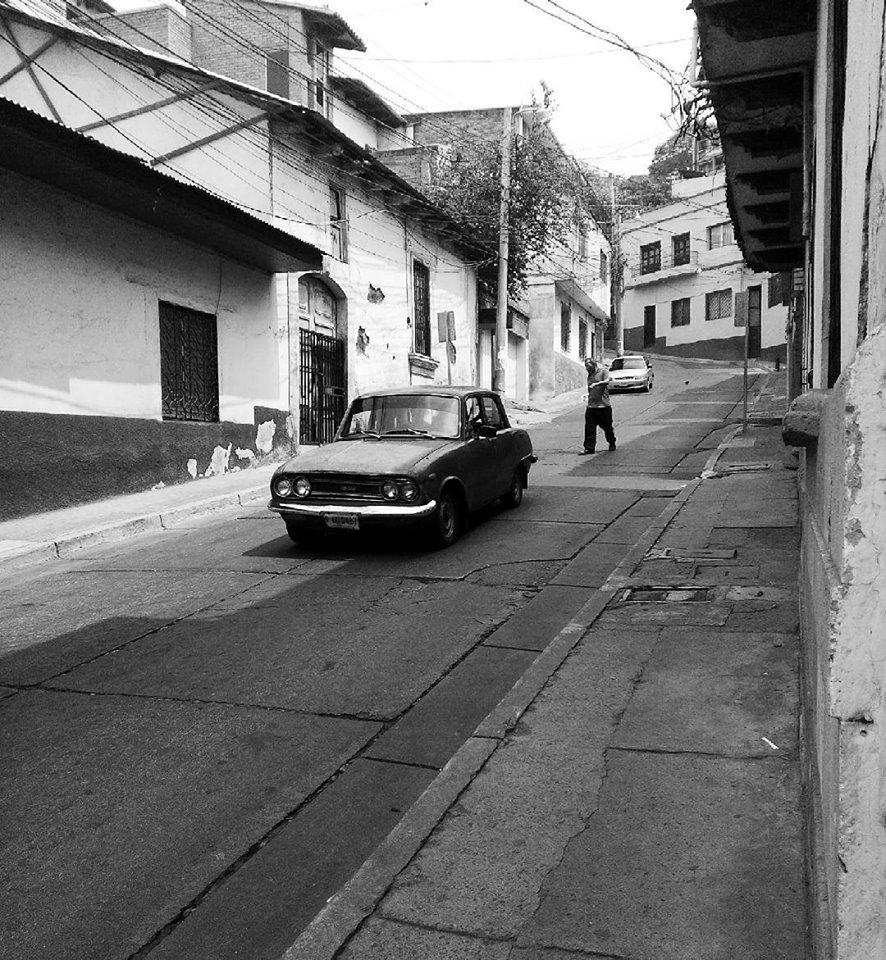 La emblemática calle Las Damas