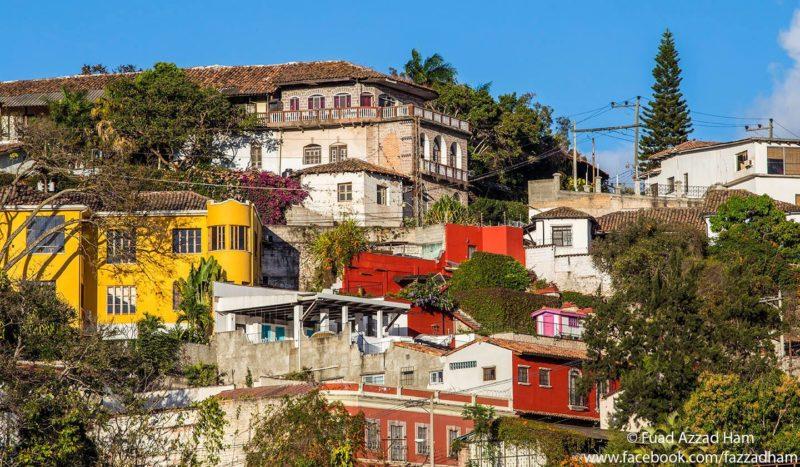 La historia de Tegucigalpa comienza con la extracción de plata - Foto de Fuad Azzad