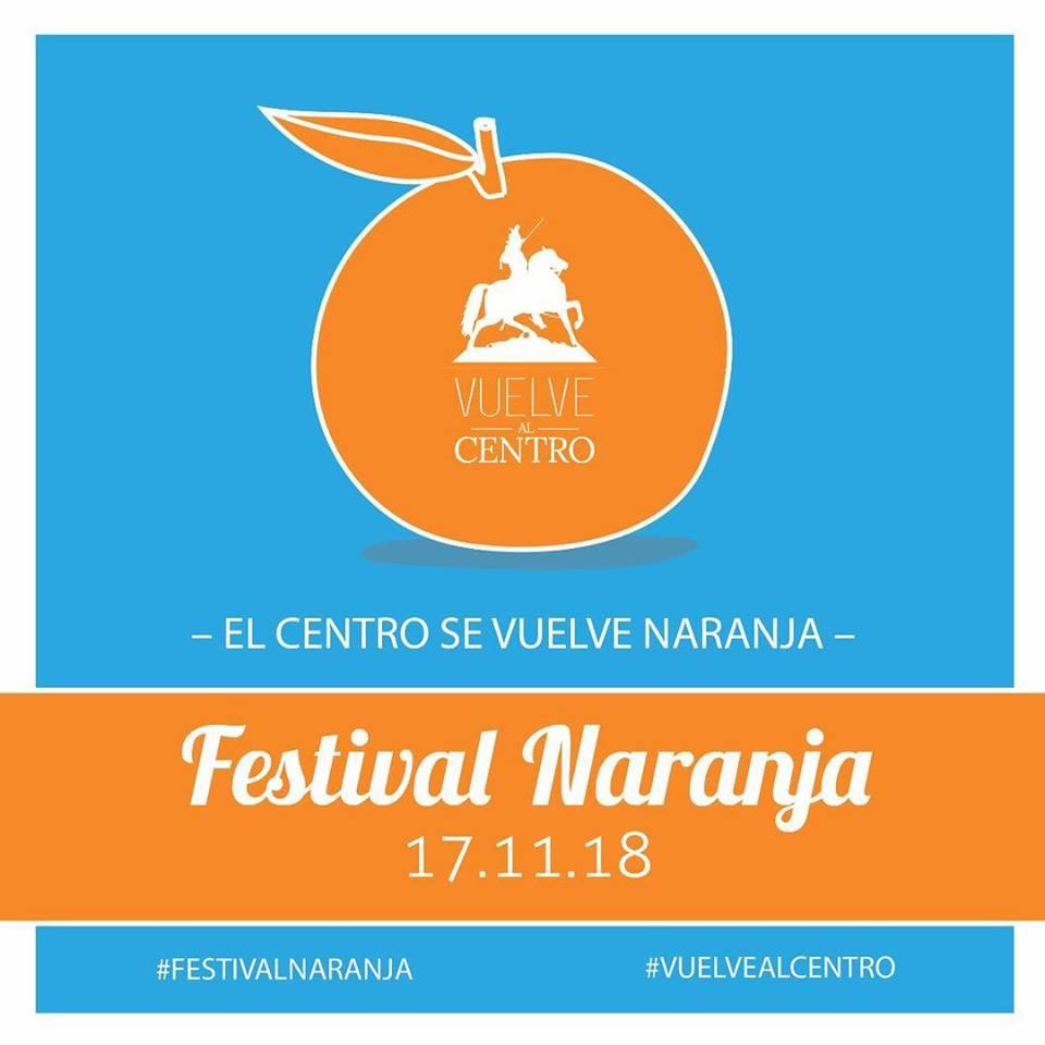 Festival Naranja