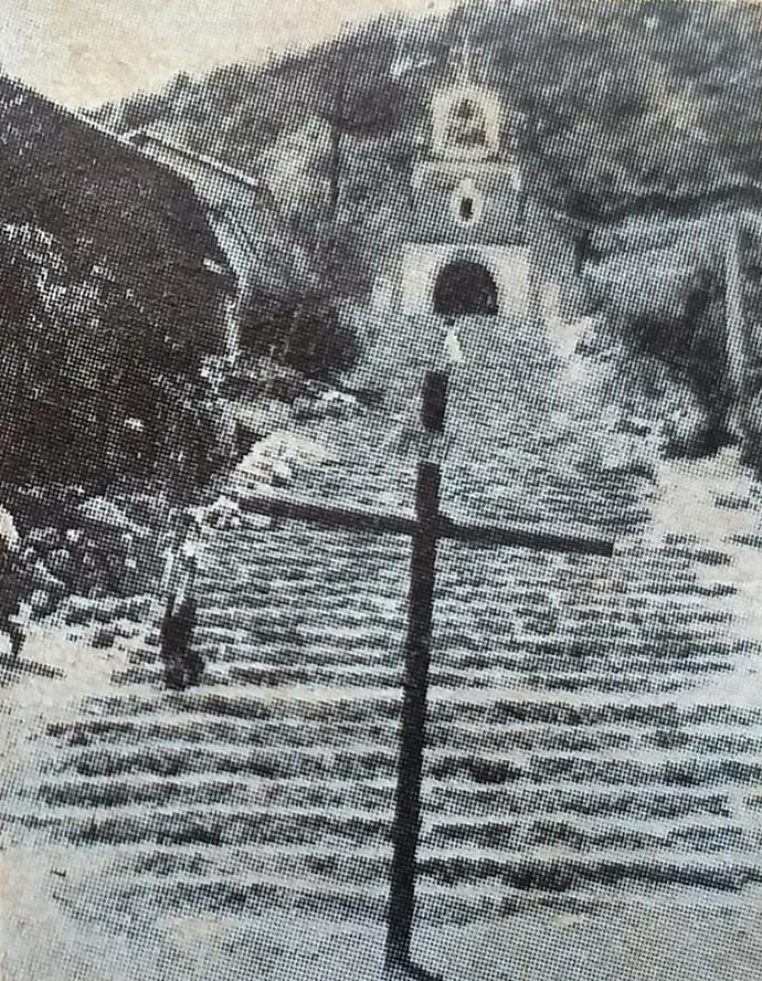 San José de la Montaña. mediados siglo XX - Foto de Jorge Amaya